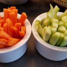 rééquilibrage alimentaire, le rythme