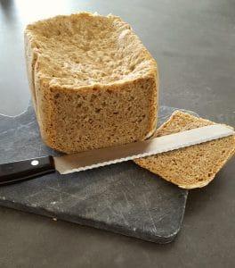 pain complet maison