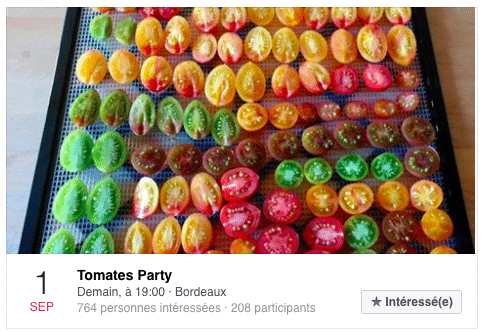 tomates party