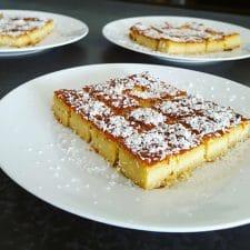 Gâteau à la noix de coco (sans gluten)