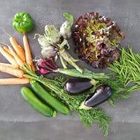 Légumes de septembre