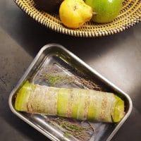 Filet mignon à la moutarde et au poireau «simplissime»