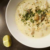Ma soupe thaï poulet-coco super rapide