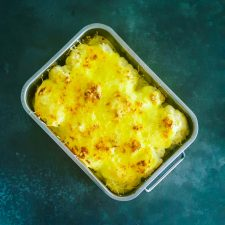 Gratin de chou-fleur sauce Mornay léger super simple
