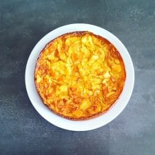 Gâteau léger aux pommes (sans gluten)