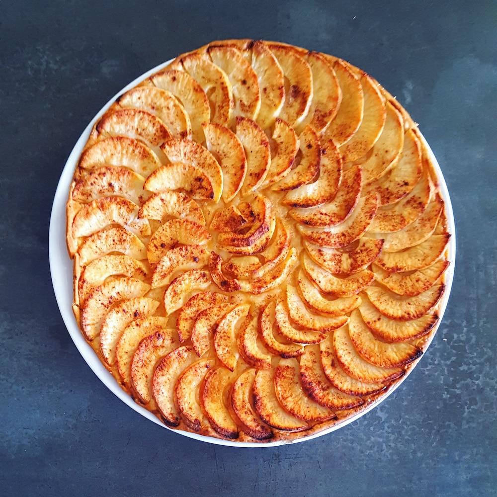Des recettes avec des pommes