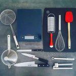 Les 12 ustensiles absolument indispensables dans une cuisine - la cerise sur le maillot