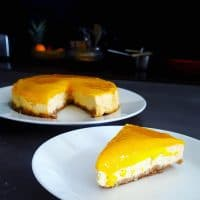 Cheesecake des îles