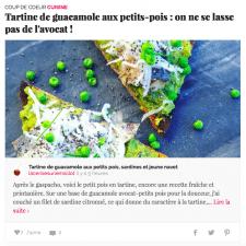 """Hellocoton⎜17 fois """"Coup de coeur cuisine"""""""