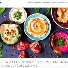 Geek & Food ⎜3.05.2017⎜Sélection de recettes de houmous