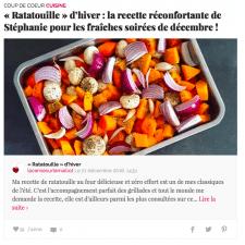 """Hellocoton⎜16 fois """"Coup de coeur cuisine"""""""
