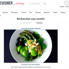 Le Monde x Chef Simon ⎜22.05.2017⎜Racontez-moi des salades