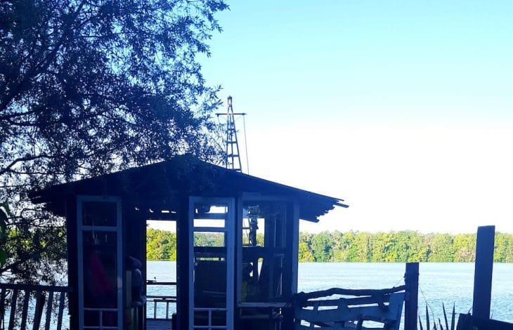 <strong>Pavillon Garonne</strong>, pour dîner au bord de l'eau