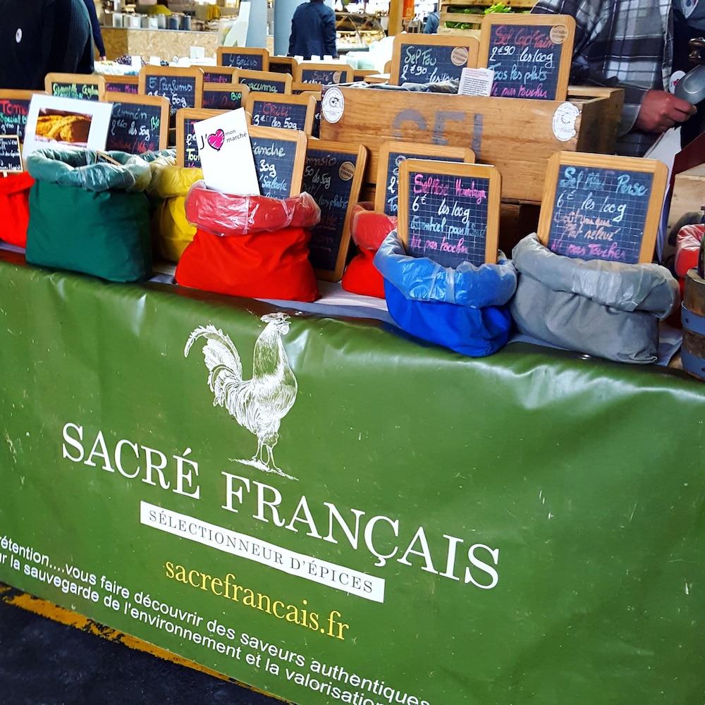 Sacré Français, des épices et de l'inspiration