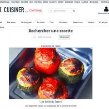 Le Monde x Chef Simon ⎜25.06.2017⎜Une drôle de farce