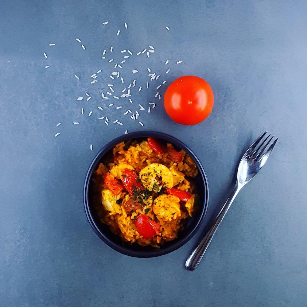 Jambalaya un plat simple et g n reux for Plat simple et convivial