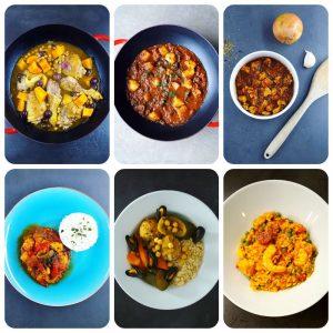 12 recettes de plats mijotés d'été