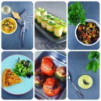12 recettes avec des courgettes