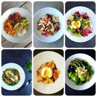 12 recettes de salades gourmandes