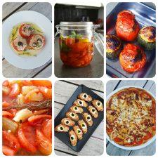 [BEST OF] 9 recettes avec des tomates