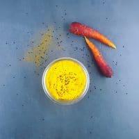 Dip de carottes au cumin