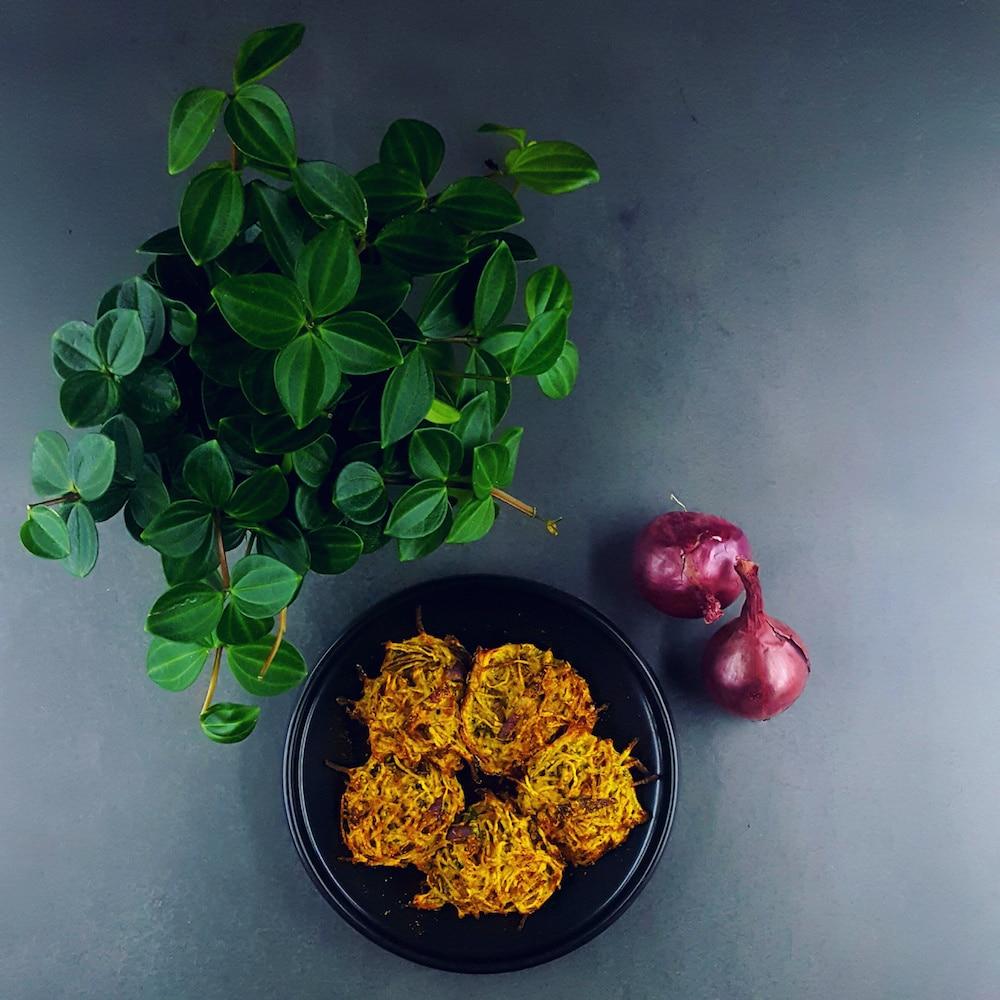 Galettes de betterave moelleuses et croustillantes - recette végétarienne - la cerise sur le maillot
