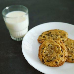 Cookies du mercredi - la cerise sur le maillot
