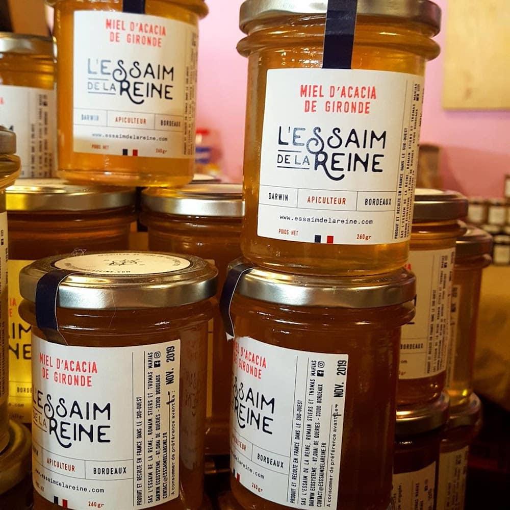 Le miel de l'Essaim de la Reine