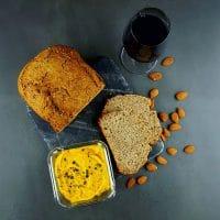 Dip de butternut curry-coco-coriandre