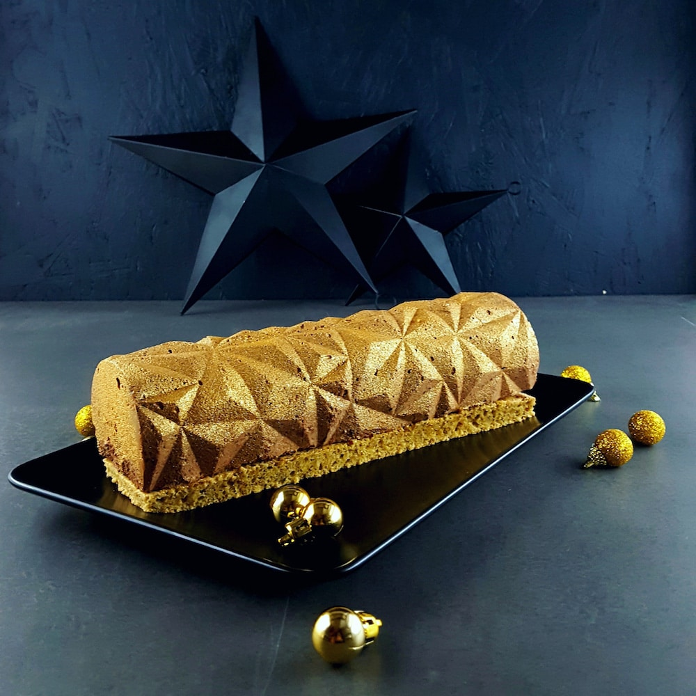 Trianon version bûche de Noël