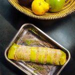 Filet mignon à la moutarde et au poireau «simplissime» - la cerise sur le maillot