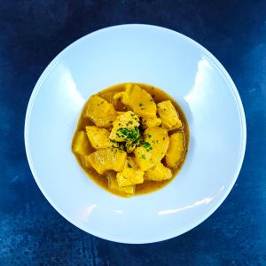 Poulet à l'ananas et aux épices cajun, la recette facilissime - la cerise sur le maillot