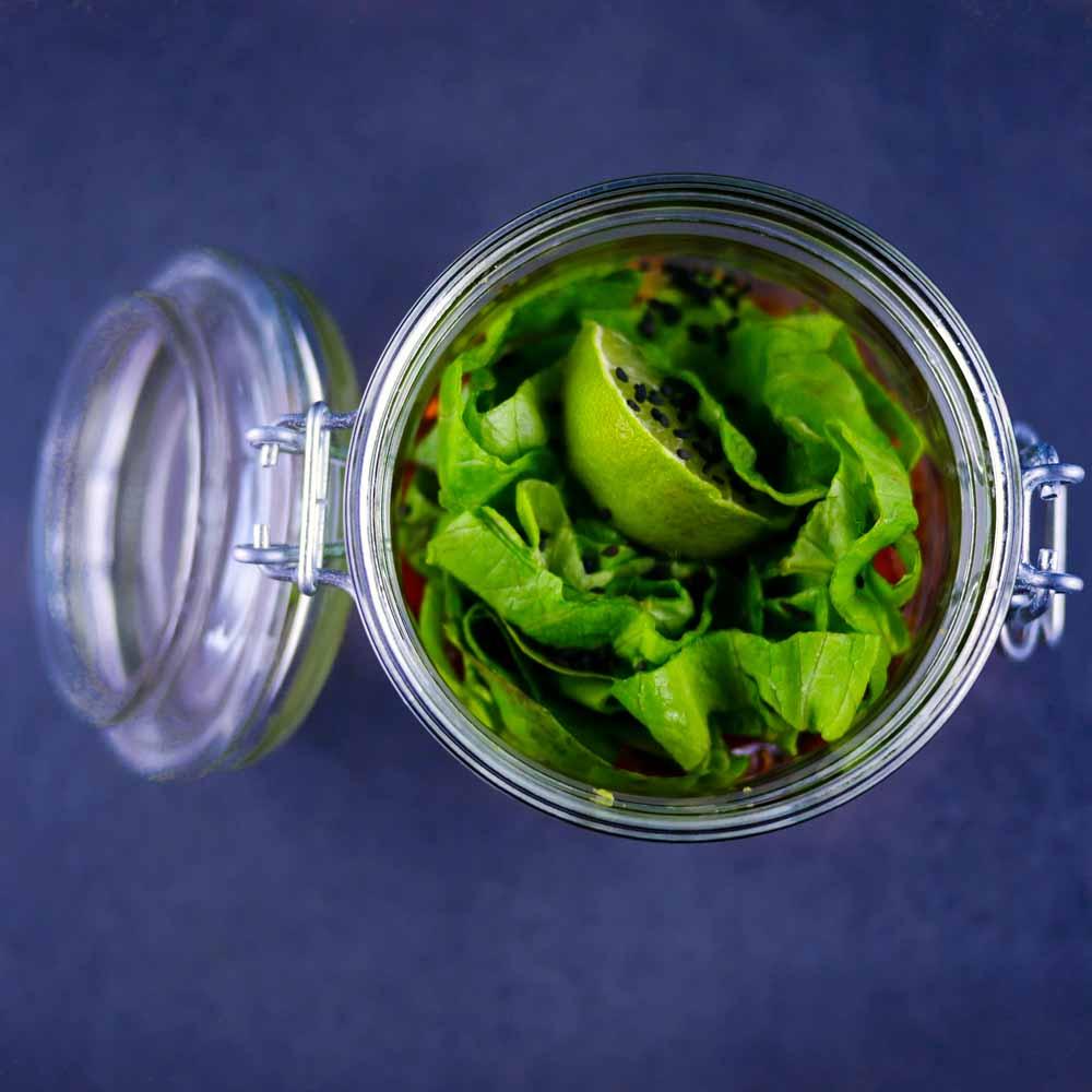 Bocasalade poke, la salade hawaïenne au thon mariné à emporter - la cerise sur le maillot