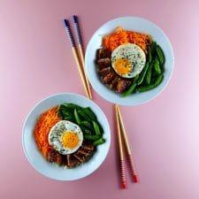 Des recettes aux saveurs d'Asie