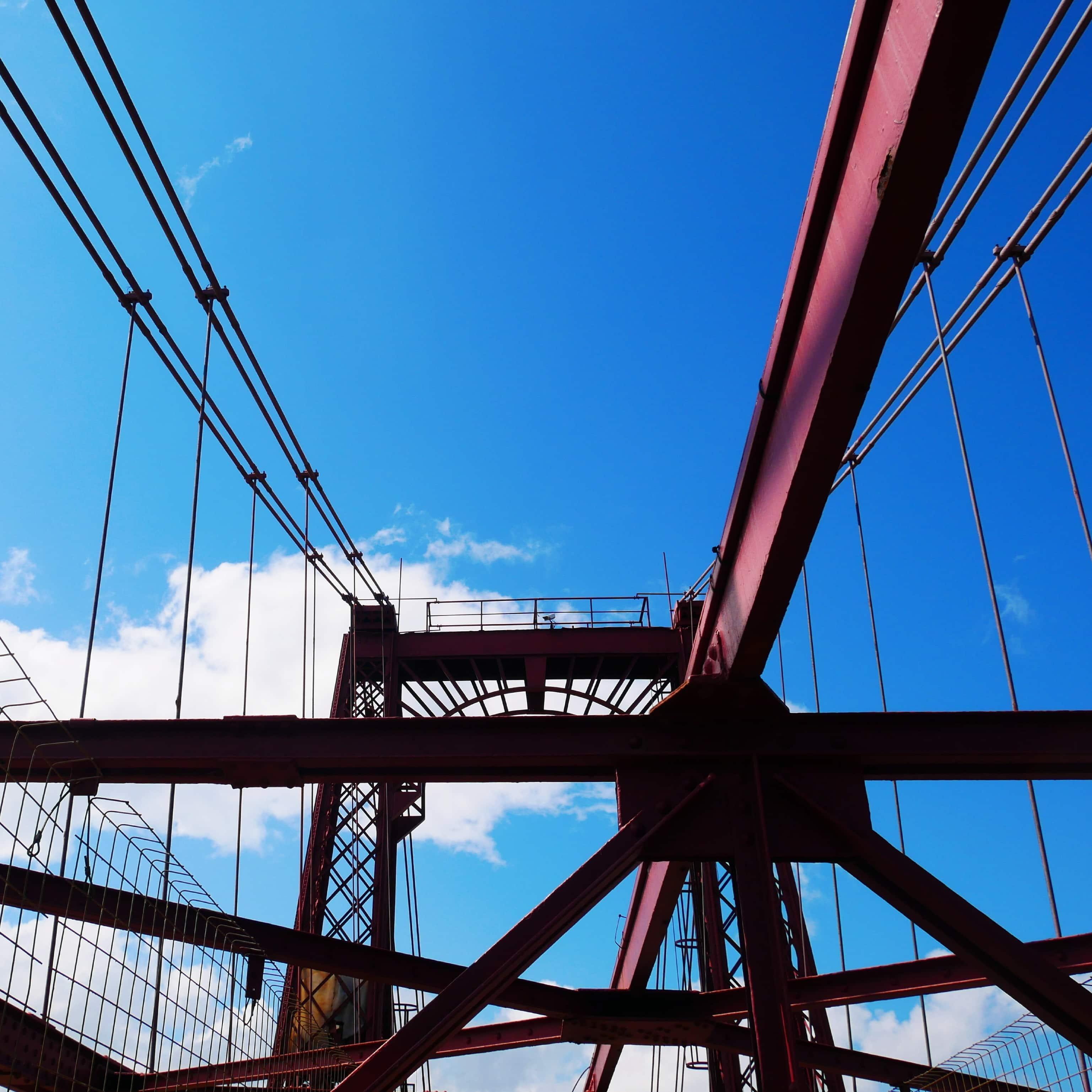 Le pont de la Biscaye