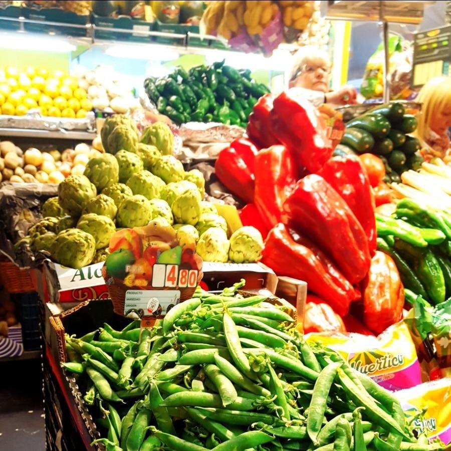 Le mercado de la Ribera