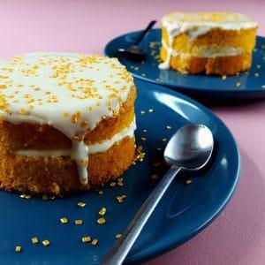 Carrot cake en version légère ou presque