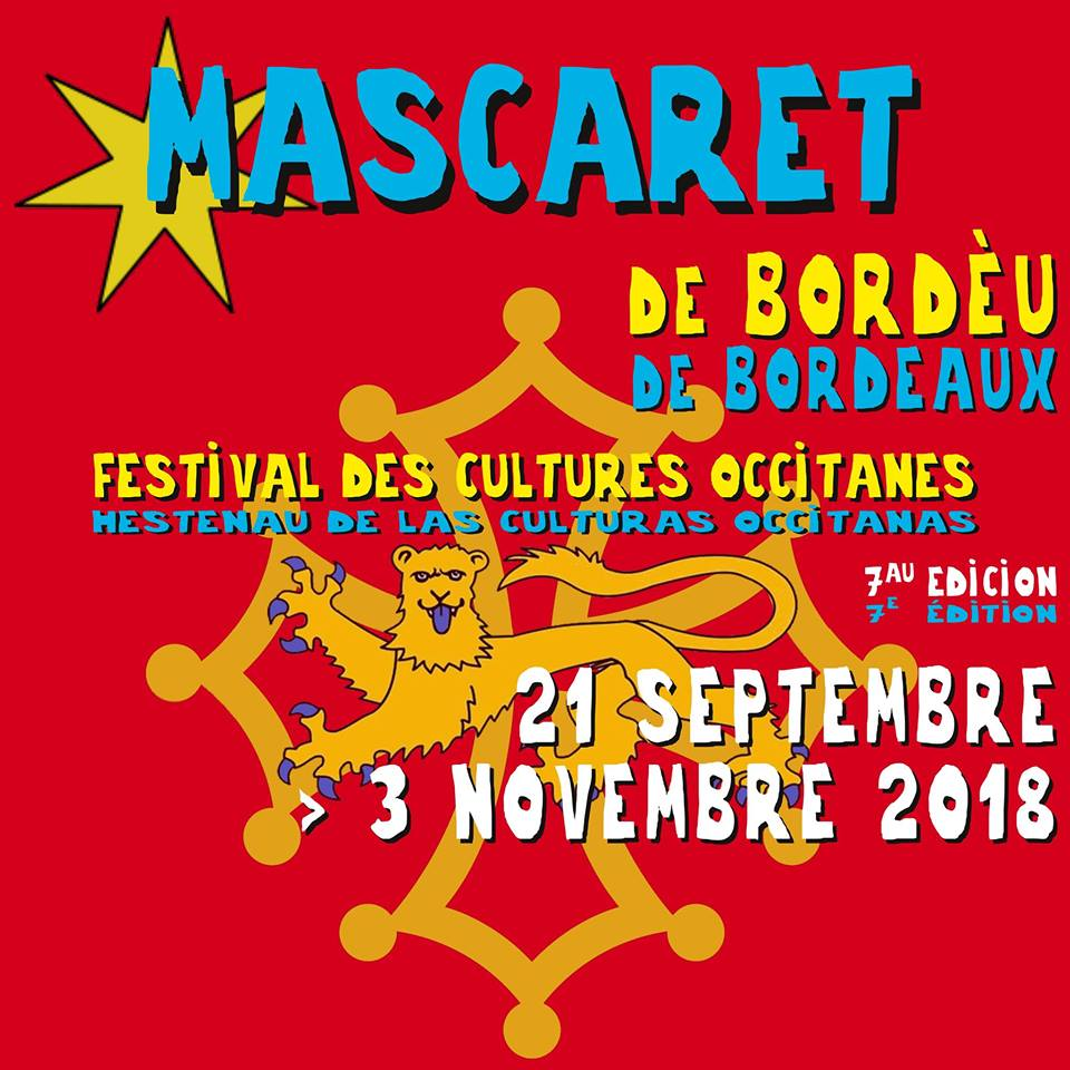 Marché occitan animé (festival Mascaret de Bordeaux / Bordèu)