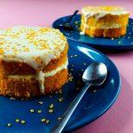 Carrot cake en version légère ou presque - la cerise sur le maillot