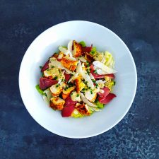 Salade César légère et gourmande
