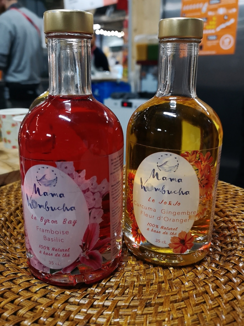 Bordeaux So Good 2018 - Mama Kombucha - la cerise sur le maillot