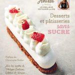 Desserts et pâtisseries sans sucre - livre de cuisine - la cerise sur le maillot
