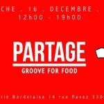 Groove for Food - 16 décembre 2018 à Bordeaux - la cerise sur le maillot