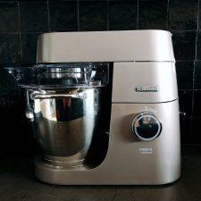 Mon robot Chef Titanium pour la pâtisserie et les préparations whaou