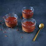 Mousse au chocolat à l'huile d'olive - dessert facile - la cerise sur le maillot