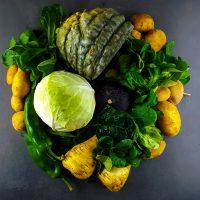 je mange quoi en décembre ? Fruits et légumes de décembre - la cerise sur le maillot