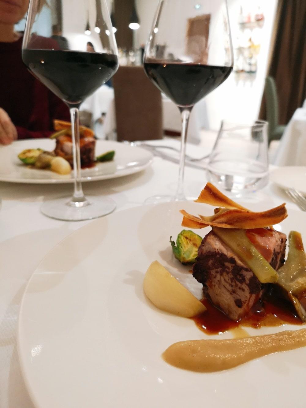 Restaurant Akashi - Bordeaux - la cerise sur le maillot