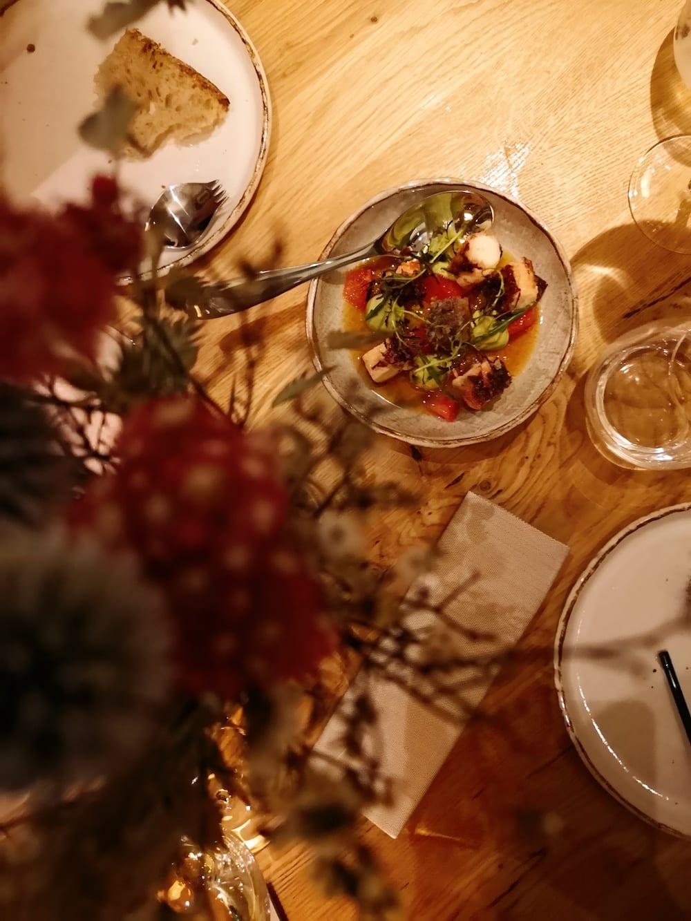 Le Cent 33 - restaurant à Bordeaux - la cerise sur le maillot
