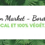 Green Market - marché local et 100% végétal