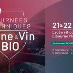 Journées Techniques Vigne et Vin Bio - 21-22 février 2019 - Libourne
